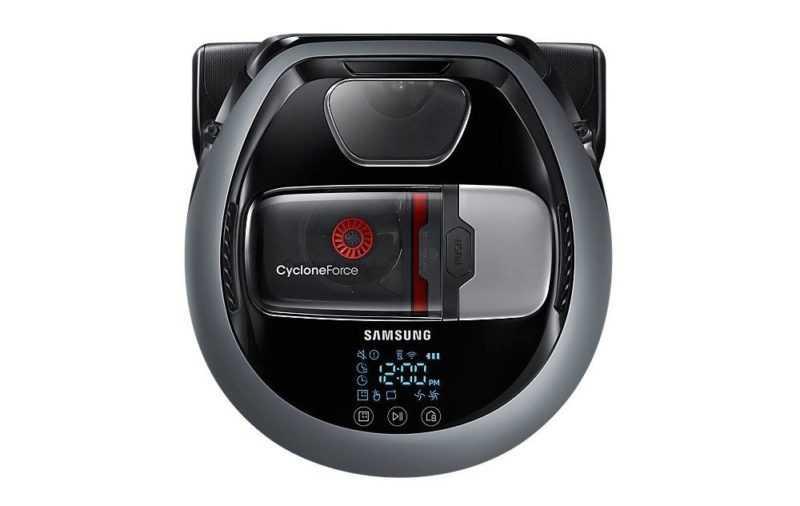 Samsung VR10M703IWG Aspirapolvere Robot POWERbot VR7000, 10 W