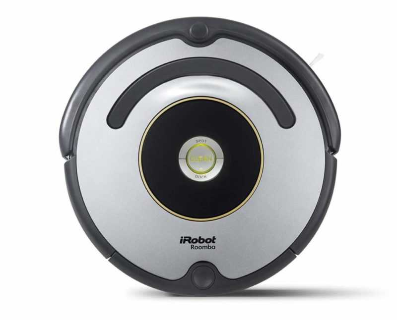 recensione video roomba 615