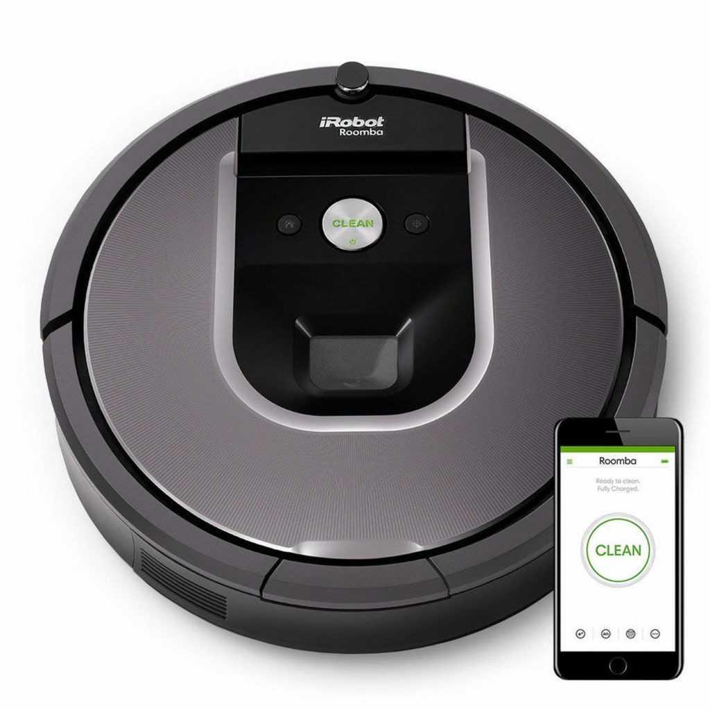 iRobot Roomba 960 - robot aspirapolvere